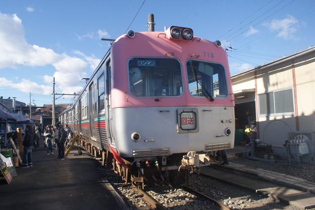 #3787 上毛電気鉄道715F@デハ715 2019-1-3