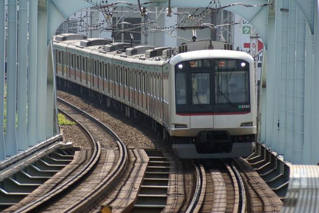 #3810 東京急行電鉄5101F 2015-5-8