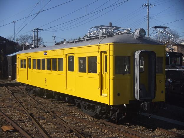 #3814 上毛電気鉄道デハ104 2011-1-3
