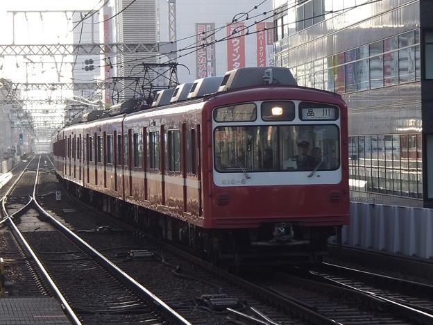 #3818 京浜急行電鉄818F 2013-1-2