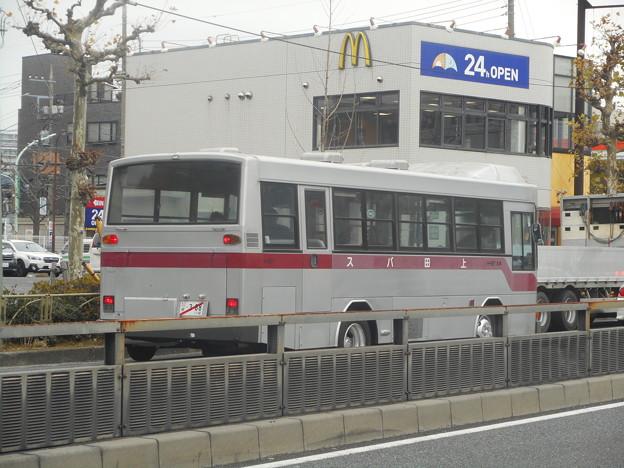 #3830 上田バスH-897 2019-1-12