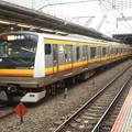 #3834 南武線E233系 横ナハN33F 2019-1-12