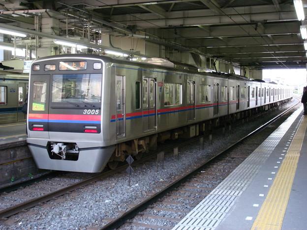 #3836 京成電鉄3015F 2007-4-15