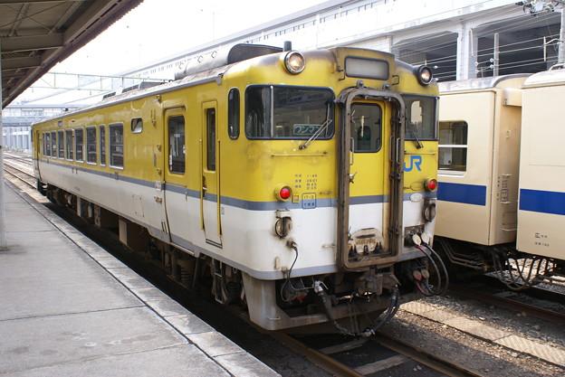 #3847 JR西日本キハ40 2081 2008-3-25