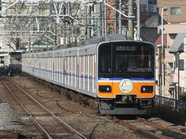 #3855 東武鉄道51096F 2018-1-20