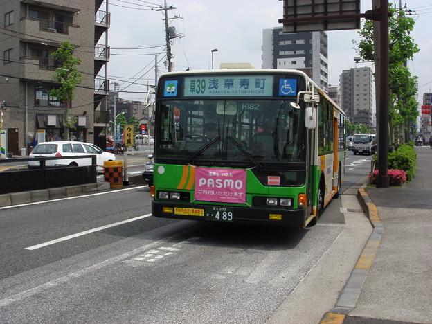 #3866 都営バスZ-H180 2007-5-22