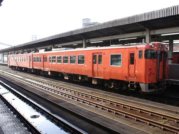 #3919 JR西日本キハ33 1002+キハ47 8 2008-3-24