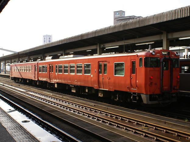 #3920 JR西日本キハ33 1002+キハ47 8 2008-3-24