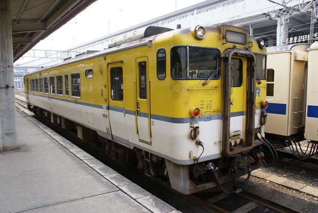 #3924 JR西日本キハ40 2081 2008-3-25