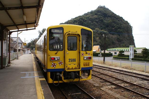 #3959 島原鉄道キハ2506 2008-3-26