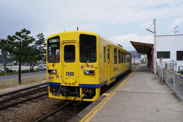 #3960 島原鉄道キハ2506 2008-3-26