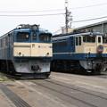 #3973 ED62 17・EF65 1001 2008-5-24