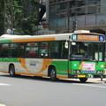#3987 都営バスP-K627 2008-6-27
