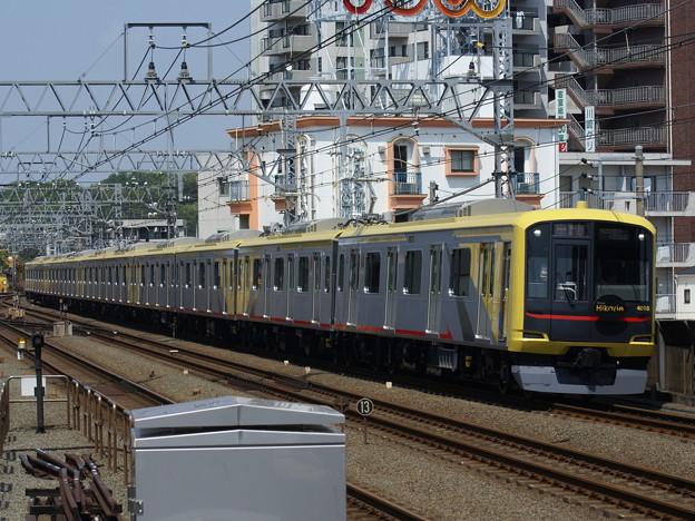 Photos: #4010 東急4110F@クハ4010「ヒカリエ号」 2013-4-26