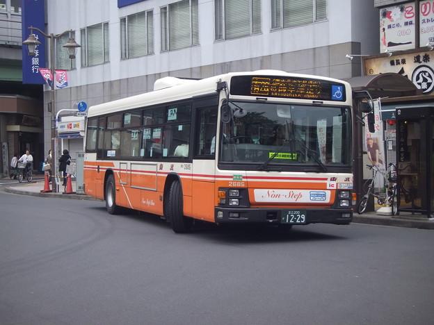 #4065 東武バスC#2685 2013-4-6