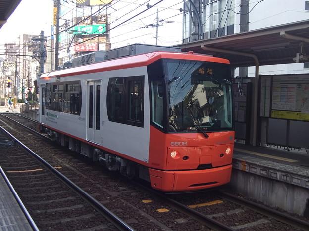Photos: #4071 都電C#8808 2011-3-13