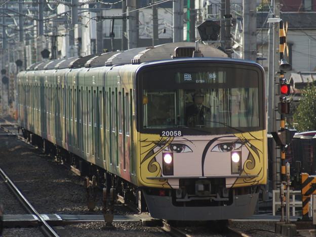 #4131 西武鉄道20158F@クハ20058 2019-3-24
