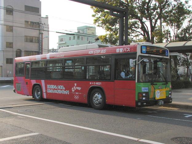 #4229 都営バスS-M221 2009-4-11