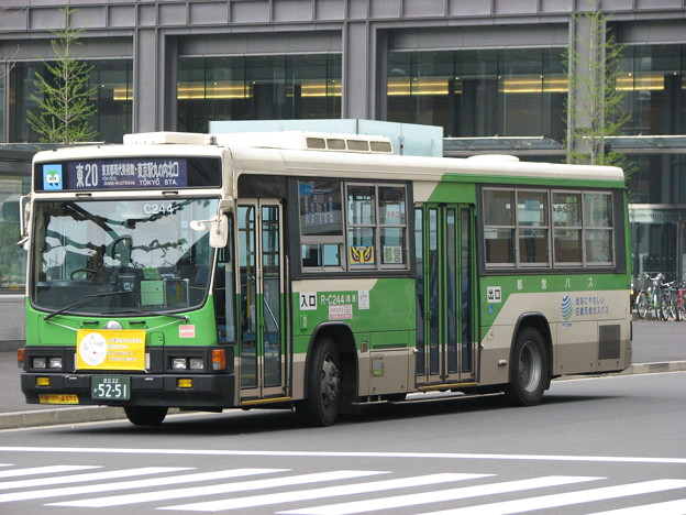 #4269 都営バスR-C244 2009-4-17