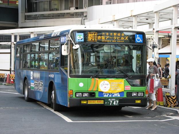 #4280 都営バスB-K529 2009-4-19