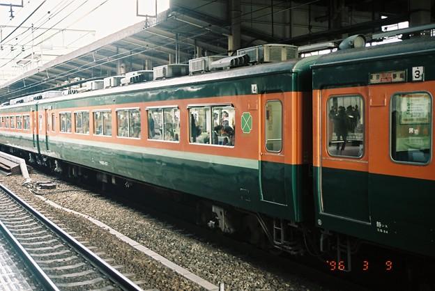 #4381 サロ165-107(静シス) 1996-3-9