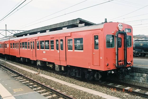 #4386 キハ35 526(高タカ) 1996-3-10