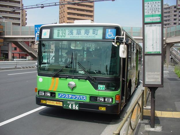 #4459 都営バスZ-H179 2006-5-6