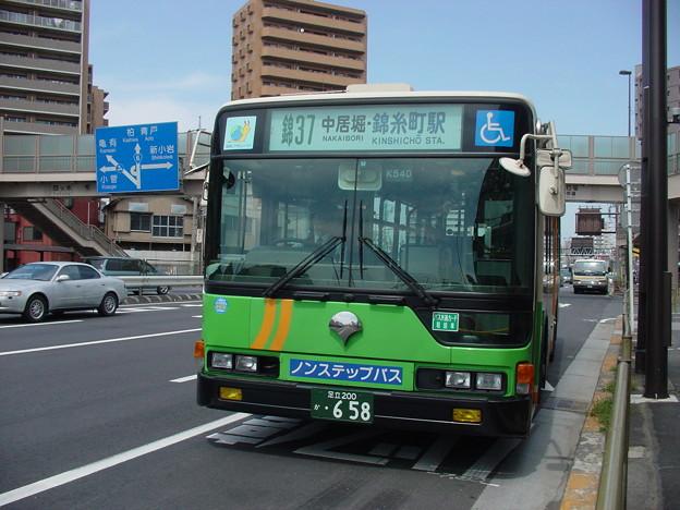 #4460 都営バスK-K540 2006-5-6