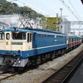 Photos: #5212 EF65 1121+東急5108F 2006-4-18