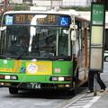 Photos: #5222 都営バスT-K612 2009-8-4