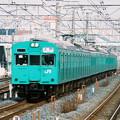 #5248 常磐線103系 東マト16F 2004-1-7