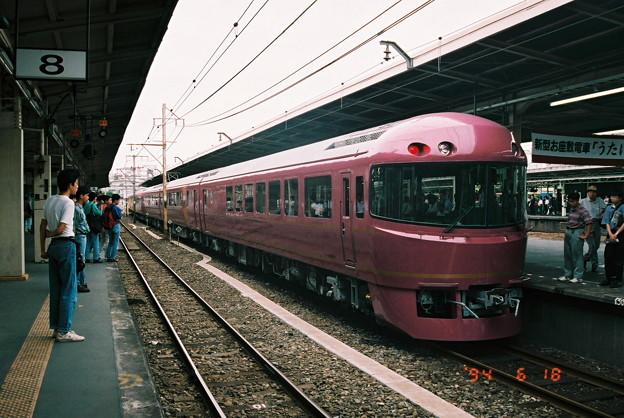 #5253 JR東日本485系「宴」 1994-6-18