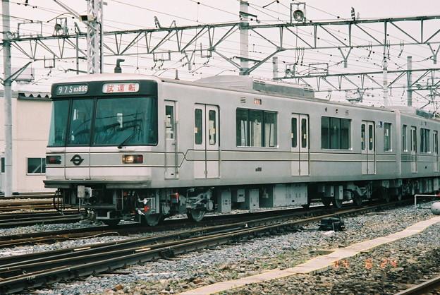 #5256 日比谷線C#03-808 1994-6-24