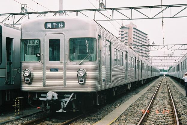 #5258 日比谷線3067F 1994-6-24