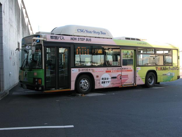 #5272 都営バスS-H100 2007-8-13