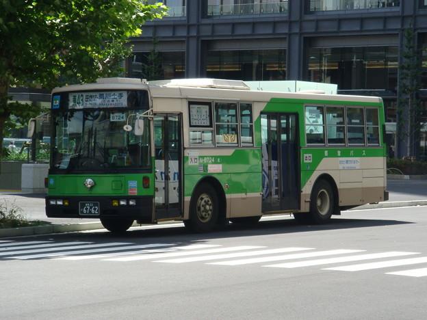 #5278 都営バスN-B724 2007-8-17