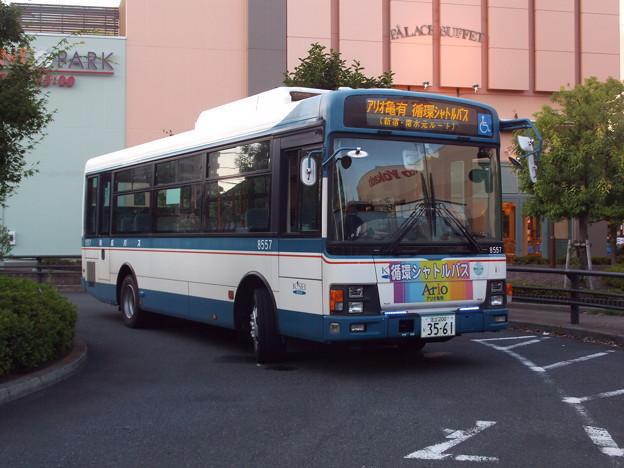#5281 京成バスC#8557 2019-8-5