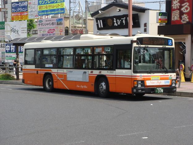 #5290 東武バスC#2697 2007-8-21