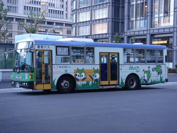 Photos: #5316 都営バスN-C167 2007-8-22