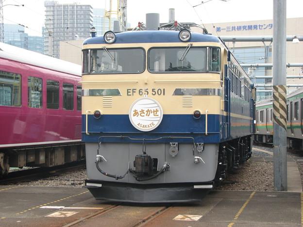 #5341 EF65 501 2008-8-23