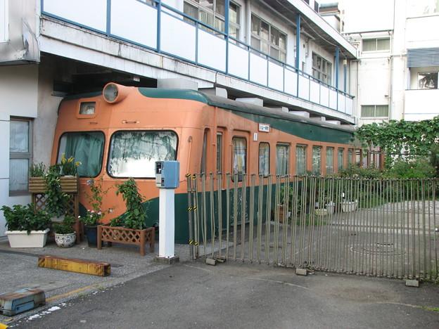 #5343 小山病院のクハ86レプリカ 2008-8-31