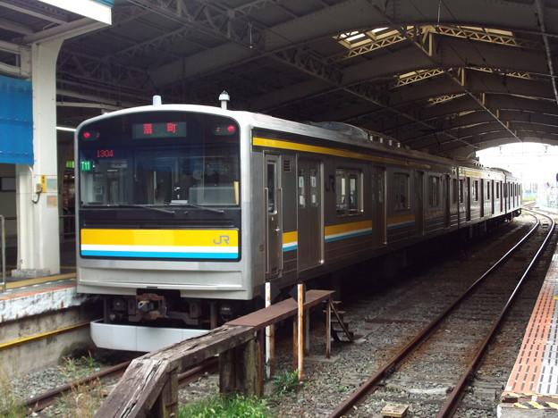 #5453 鶴見線205系 横ナハT11F 2019-9-14