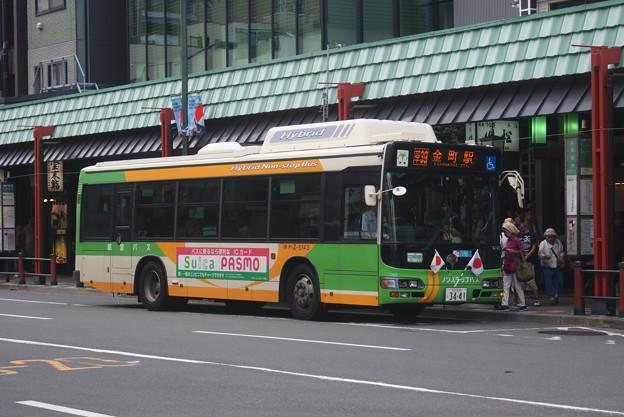 #5486 都営バスZ-S143 2019-9-23