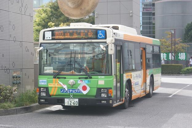 #5488 都営バスP-M189 2019‐9-23