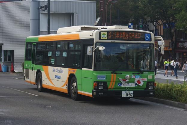 #5490 都営バスK-M227 2019‐9-23