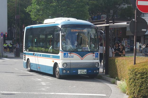 #5492 京成バスC#1414 2019-9-23