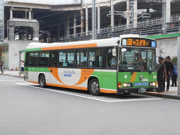 #5493 都営バスP-L777 2016-9-25