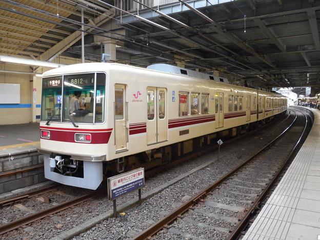 #5498 新京成電鉄8812F 2016-9-29