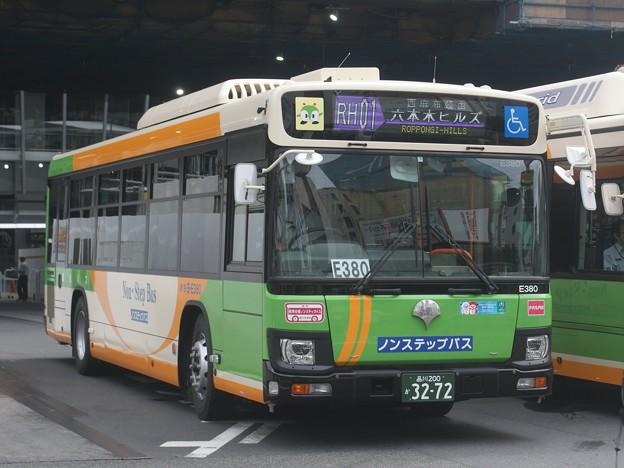 #5504 都営バスB-E380 2019-9-28