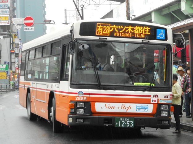 #5505 東武バスC#2689 2016‐9-24